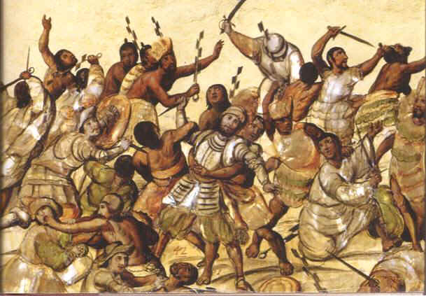 revolt of the pueblo indians of new mexico against the spanish colonizers The great pueblo revolt, or pueblo revolt [ad 1680-1696], was a 16-year period in the history of the american southwest when the pueblo people overthrew the spanish conquistadors and began to rebuild their communities.