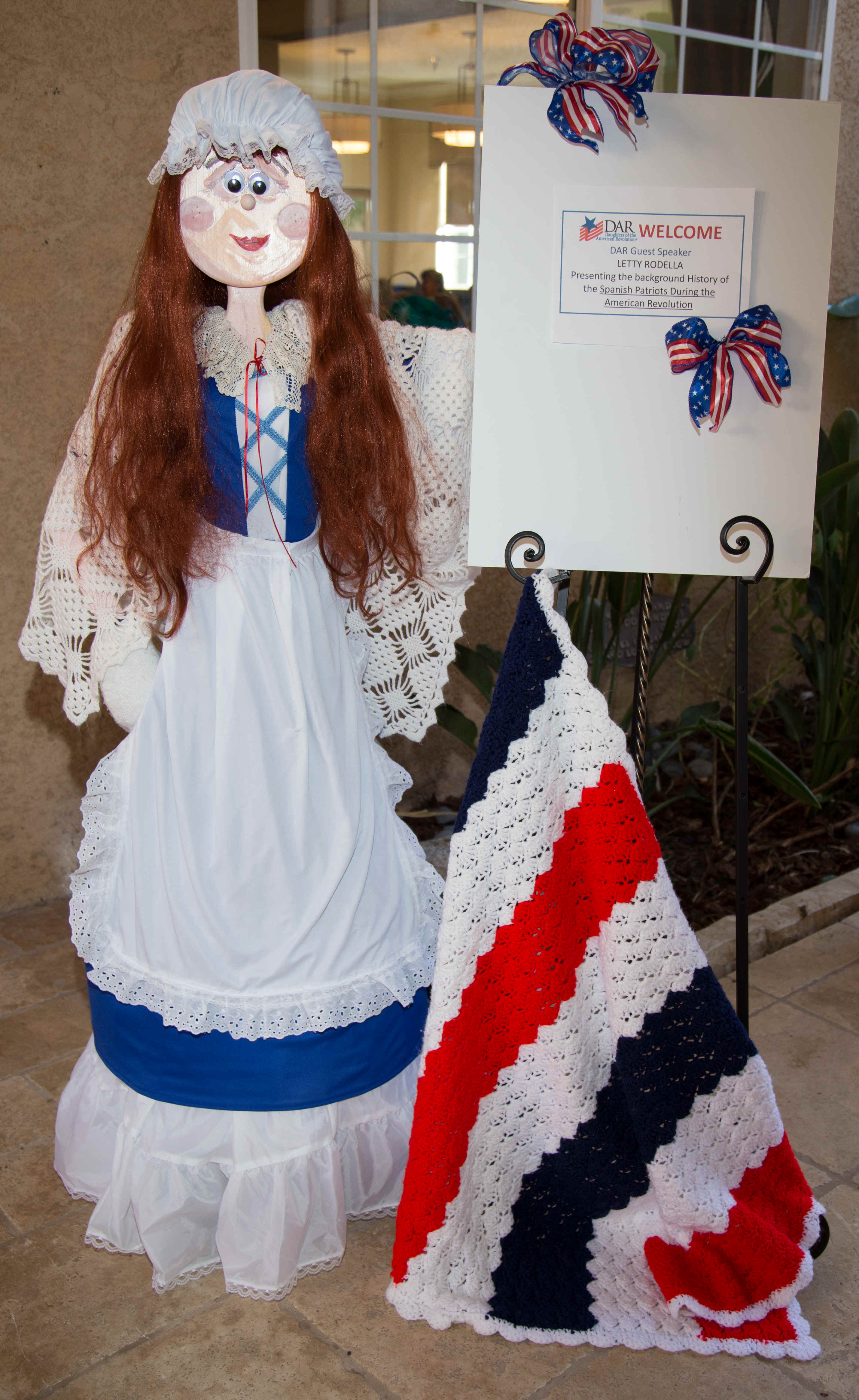 Somos primos letty rodellas presentation to the mission viejo chapter of the daughters of the american revolution california january 14 2014 fandeluxe Choice Image