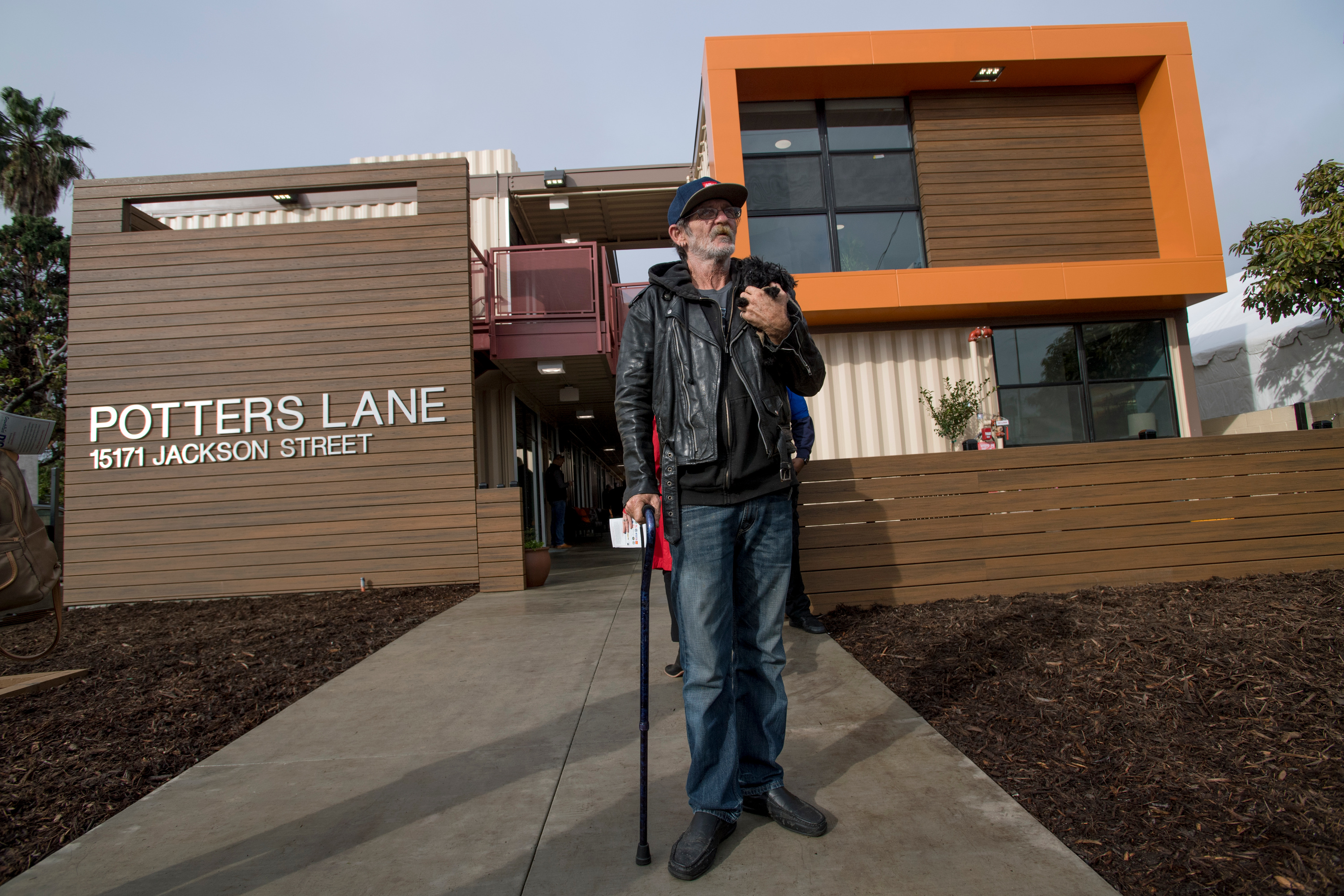 Somos primos potters lane complex in midway city will house 15 residents in units made from cargo containers by theresa walker the orange county register fandeluxe Choice Image