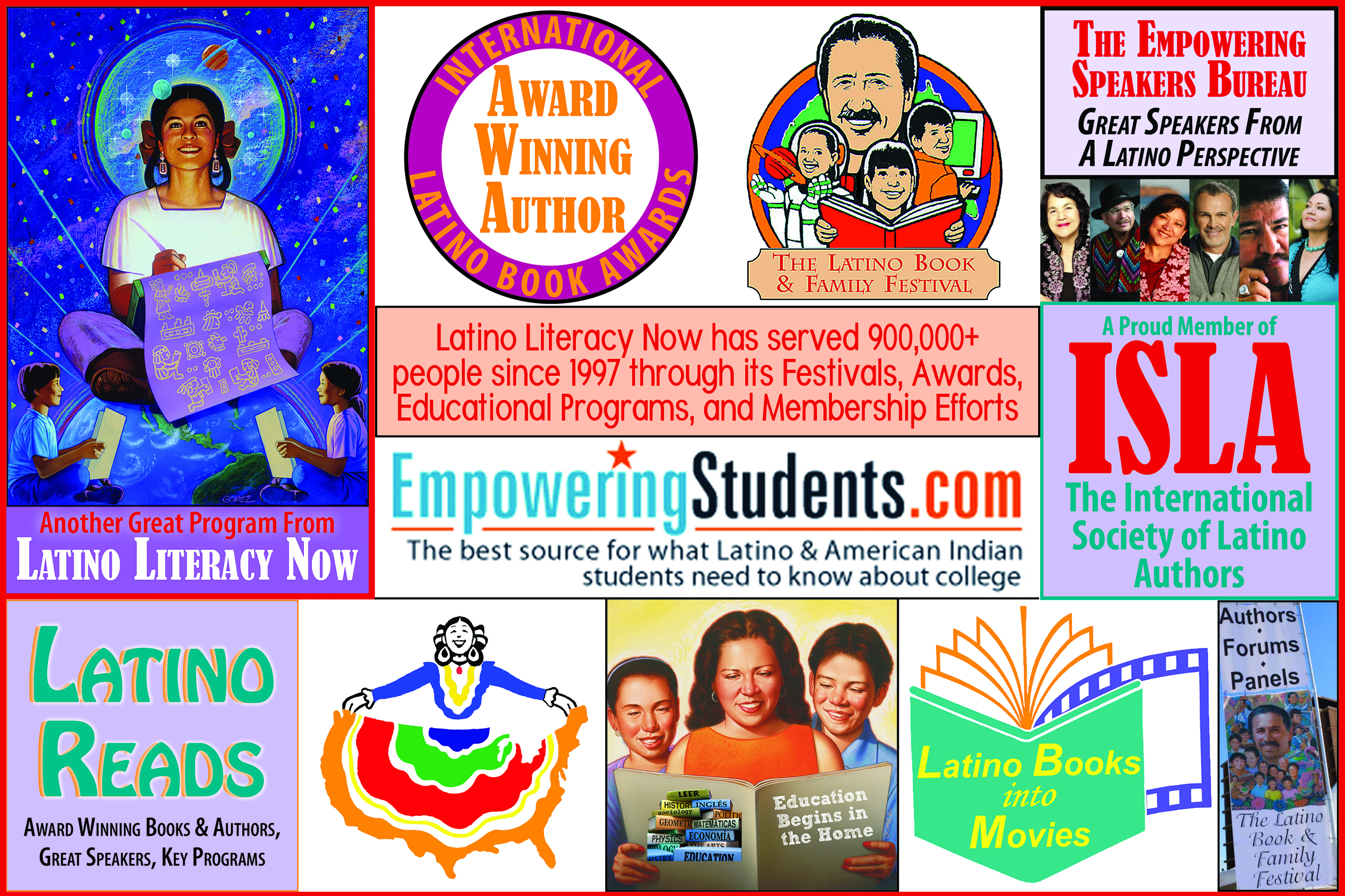 April 10th is the final deadline for the 2017 International Latino Book  Awards 3723c3d795e