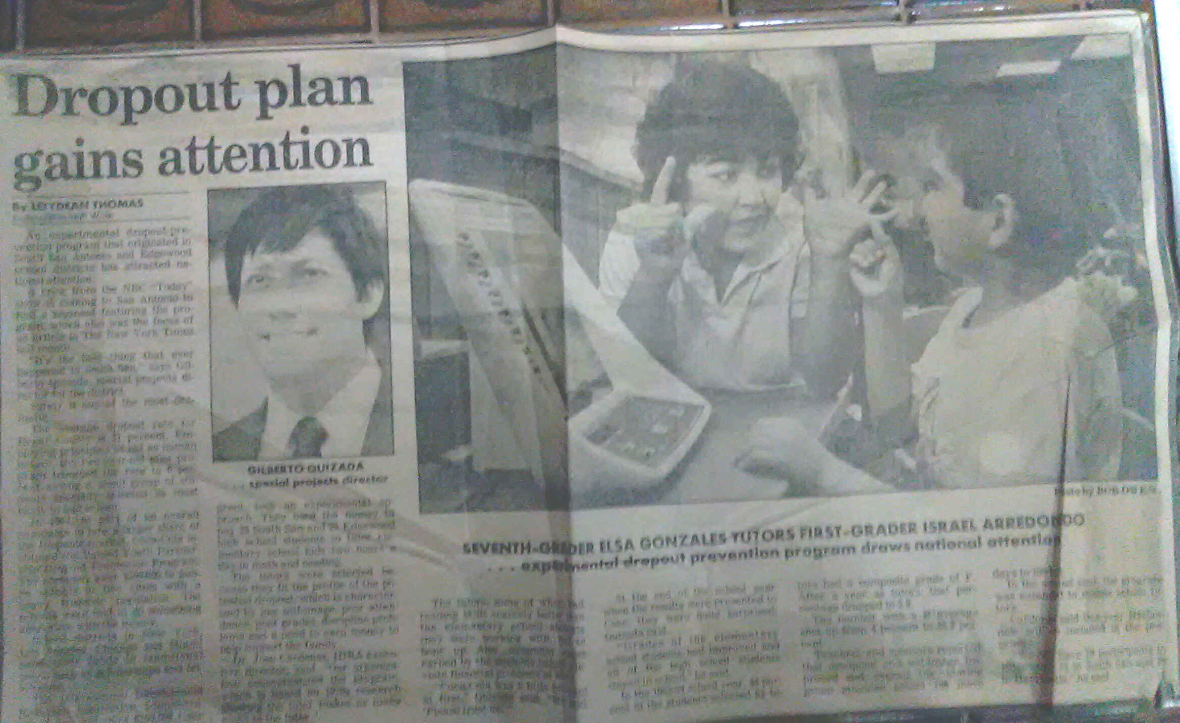 Photo 1 The South Side Reporter Newspaper Published A Very Nice Tribute On My Retirement Dated June 13 2002 Article Highlighted Many