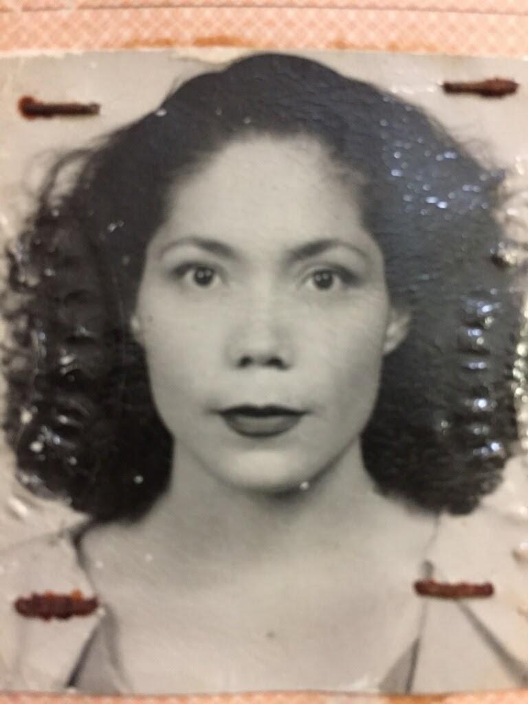 photo Erlinda Cortes (b. 1924)