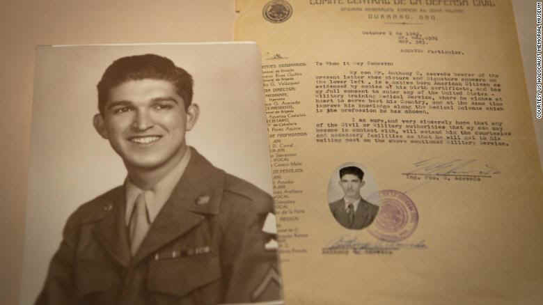 Somos primos acevedo said he had an undying love for his country beginning at an early age fandeluxe Choice Image