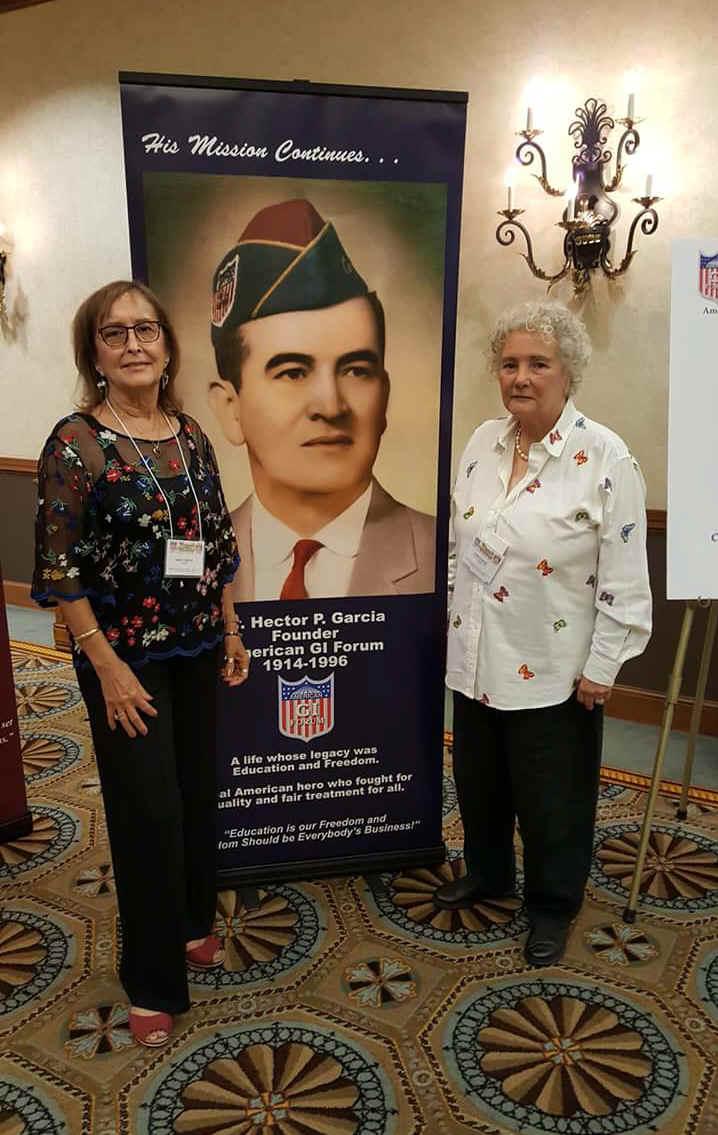 1796c255cdc Left to Right: Edna Santos and Wanda Daisy Garcia