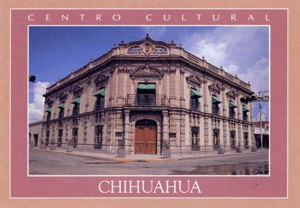 el centro cultural de chihuahua