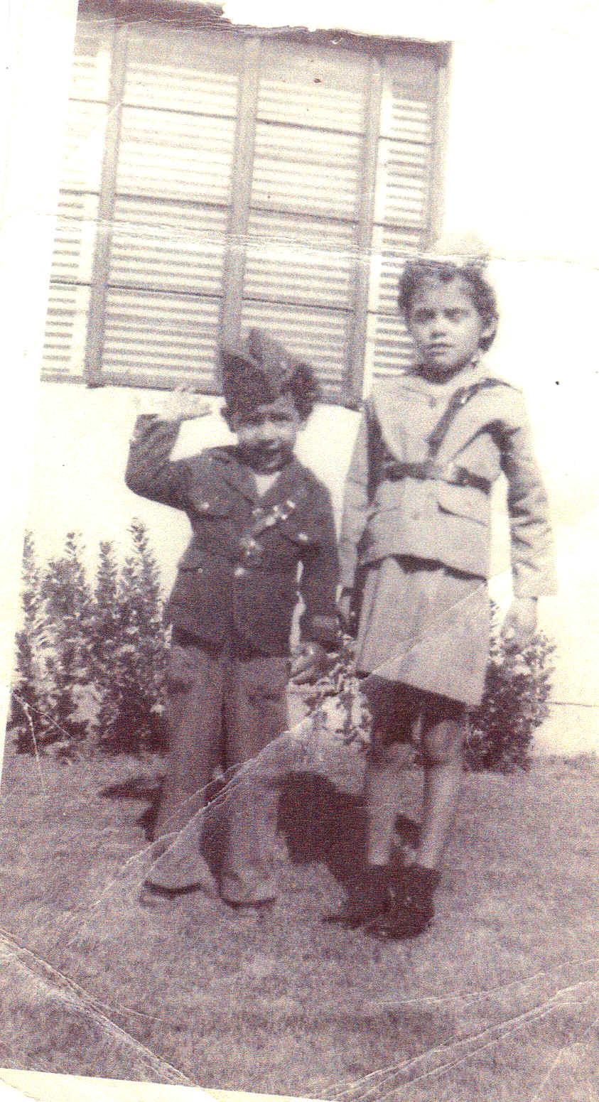 9 ARNOLD NOLLY5 TRUJILLO Eloise4 Castillo Bersabe C3 Espinosa Eloisa2 Aguayo Loreto1 Was Born In 1914 San Salvador Riverside