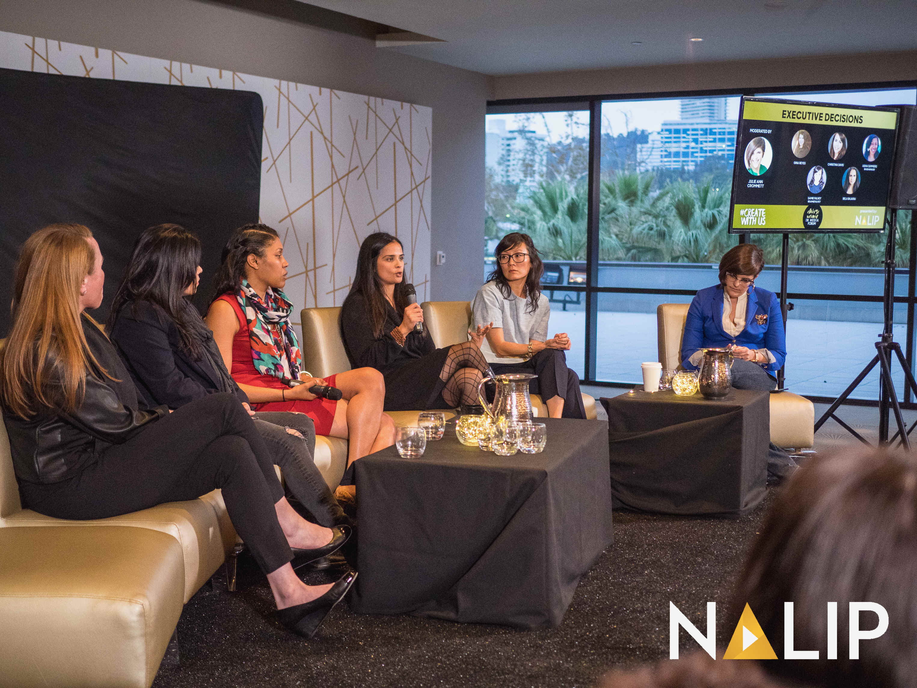 Somos primos the diverse women in media forum opened with the executive decisions a conversation with leading women it truly was held by leading women starting with fandeluxe Gallery